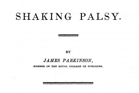 009 Essay Example Parkinson2c On The Shaking Palsy 28title Page29 What Is Cover Page For Awesome A An Does 2 Look Like Two Should I Put Of