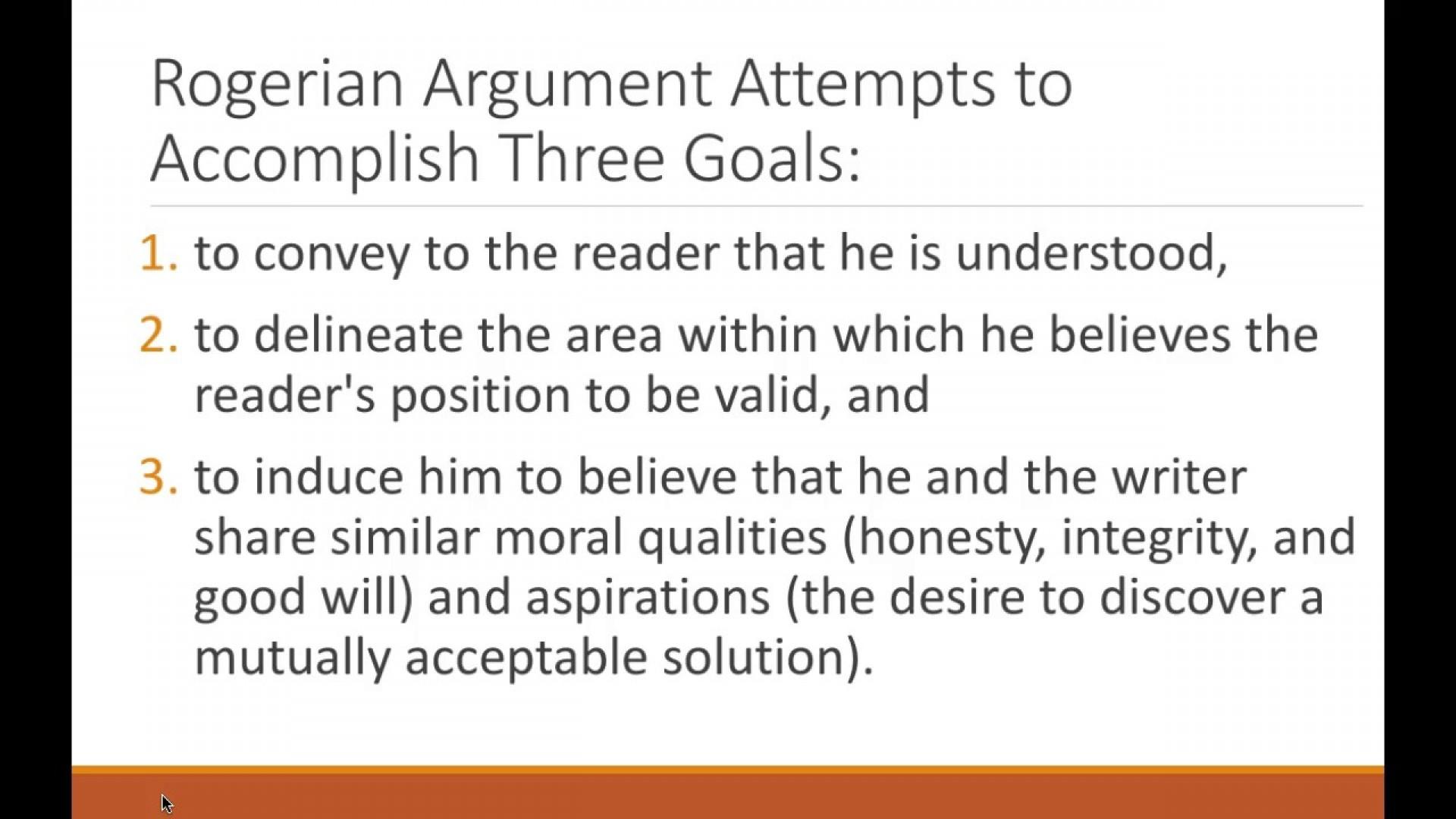 009 Essay Example Rogerian Best Argument Sentence Abortion Style Topics 1920