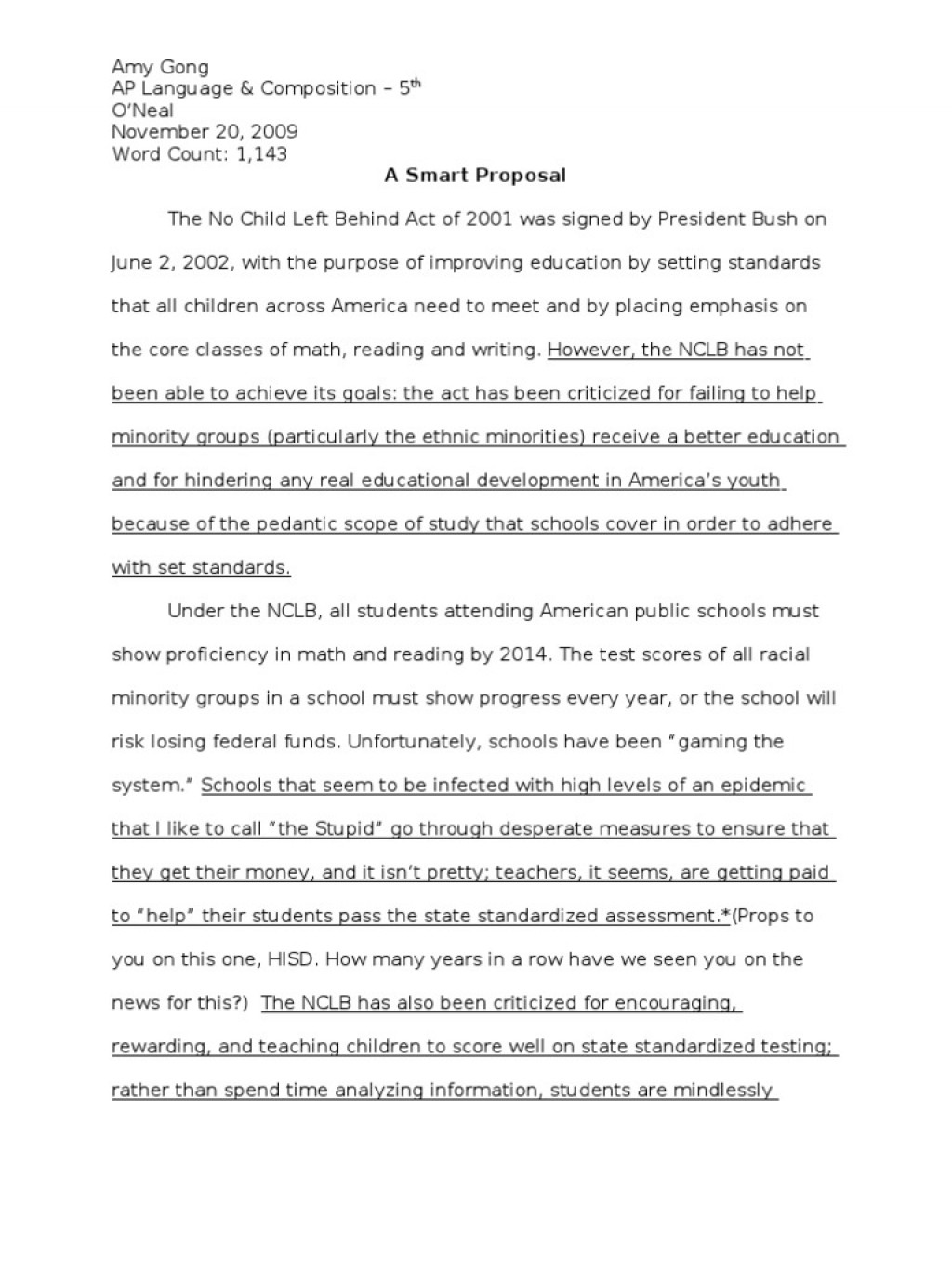009 Essay Example Satire Satirical Of Samples Essays Good Examples Topics Global Beautiful On Gun Control Questions Ideas Large