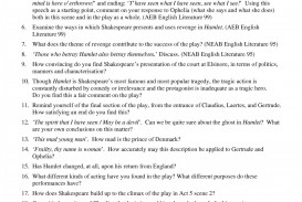009 Essay Example What Is An Question Level It Okay To End With Wrong Frightening Type Modified Questions