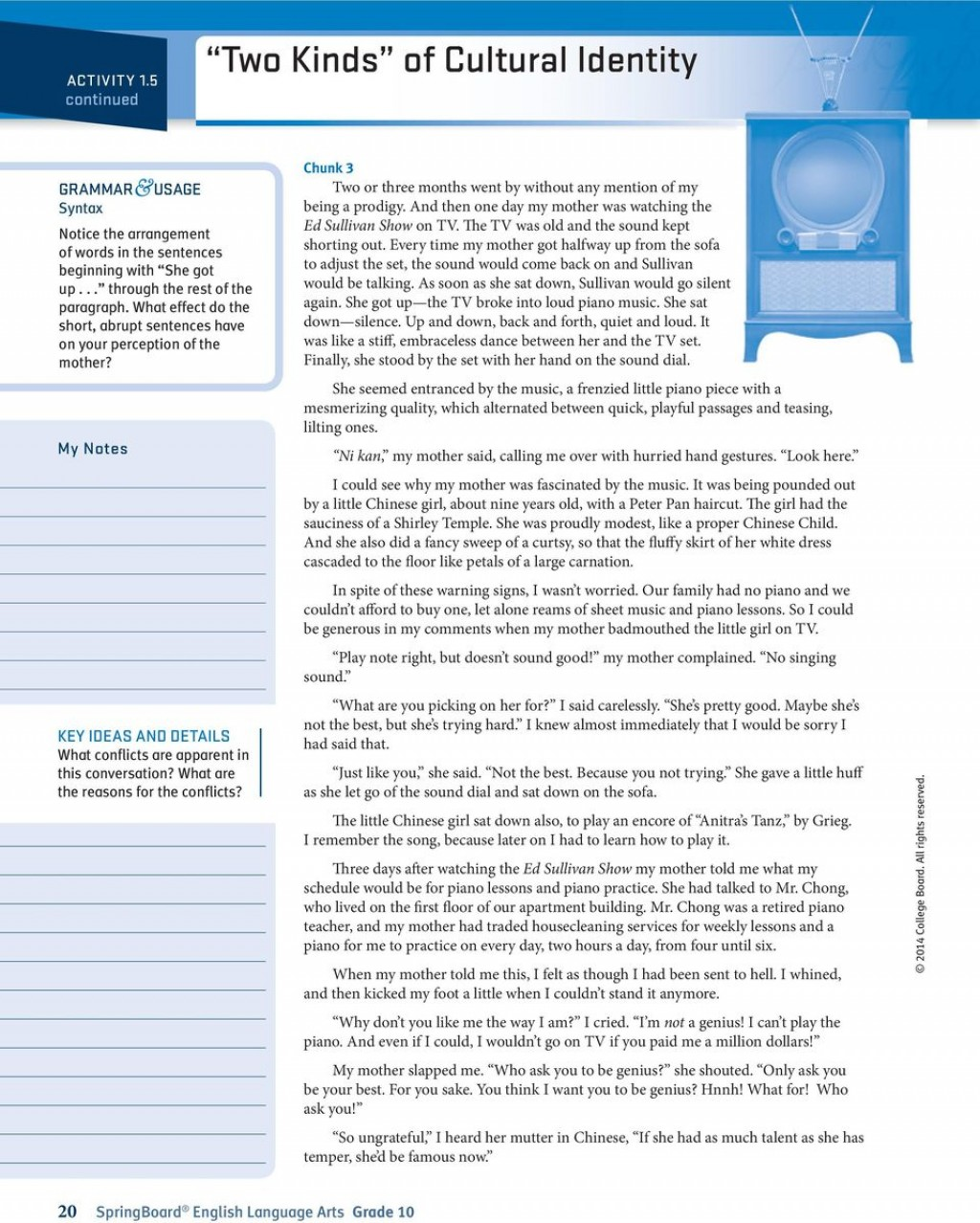 009 Essay Example Where Worlds Collide Pico Iyer Summary Page 20 Top Large