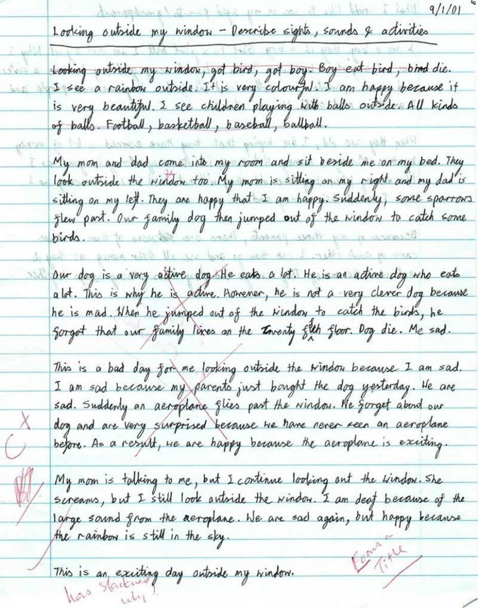 009 Essay On Teachers Day In India Example Why 2 Fascinating 960