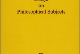 009 Essays On Philosophical Subjects Essay Example To Which Is Prefixed An Account Original Best Smith Pdf