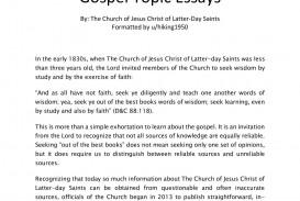 009 Gospel Topics Essays Topic Essay Outstanding Book Of Abraham Pdf Mormon Translation