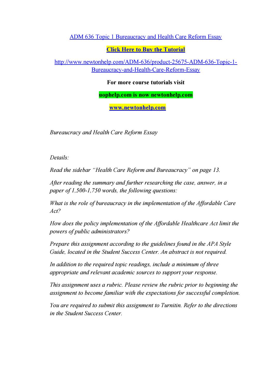 009 Health Care Essay Example Affordable Act Obamacare Com English Speech P Argumentative Impressive Universal Introduction Assignment Cost Access And Quality In Full