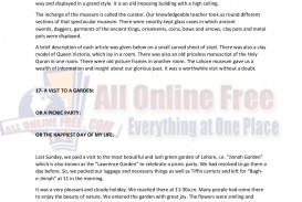 009 High School Memories Essay Small On Picnic Life After Short Story Essays Classes 6th 7th 8th 10th Easy And Very Sim My An For English Class Beyond Senior Topics Example Awesome Grade 8 Graders Narrative