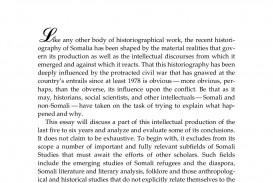 009 Historiographical Essay Phenomenal Historiography Sample On Slavery Topics