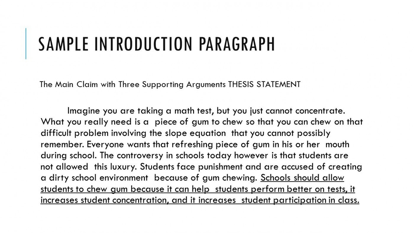 009 how to write claim for an argumentative essay example