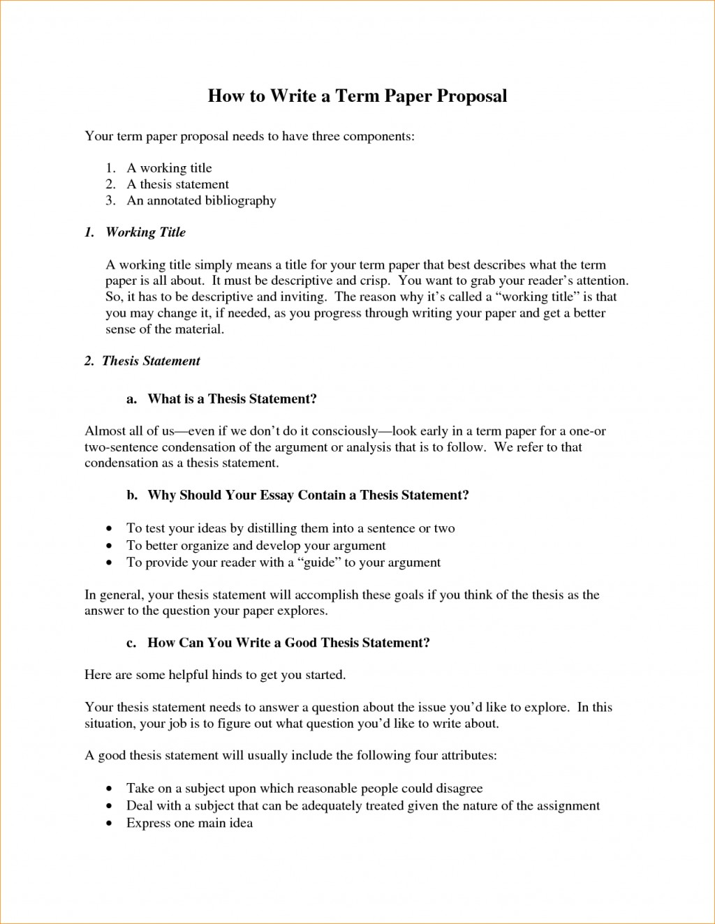 009 How To Write Proposal An Essay Shocking Example For History Mla Large