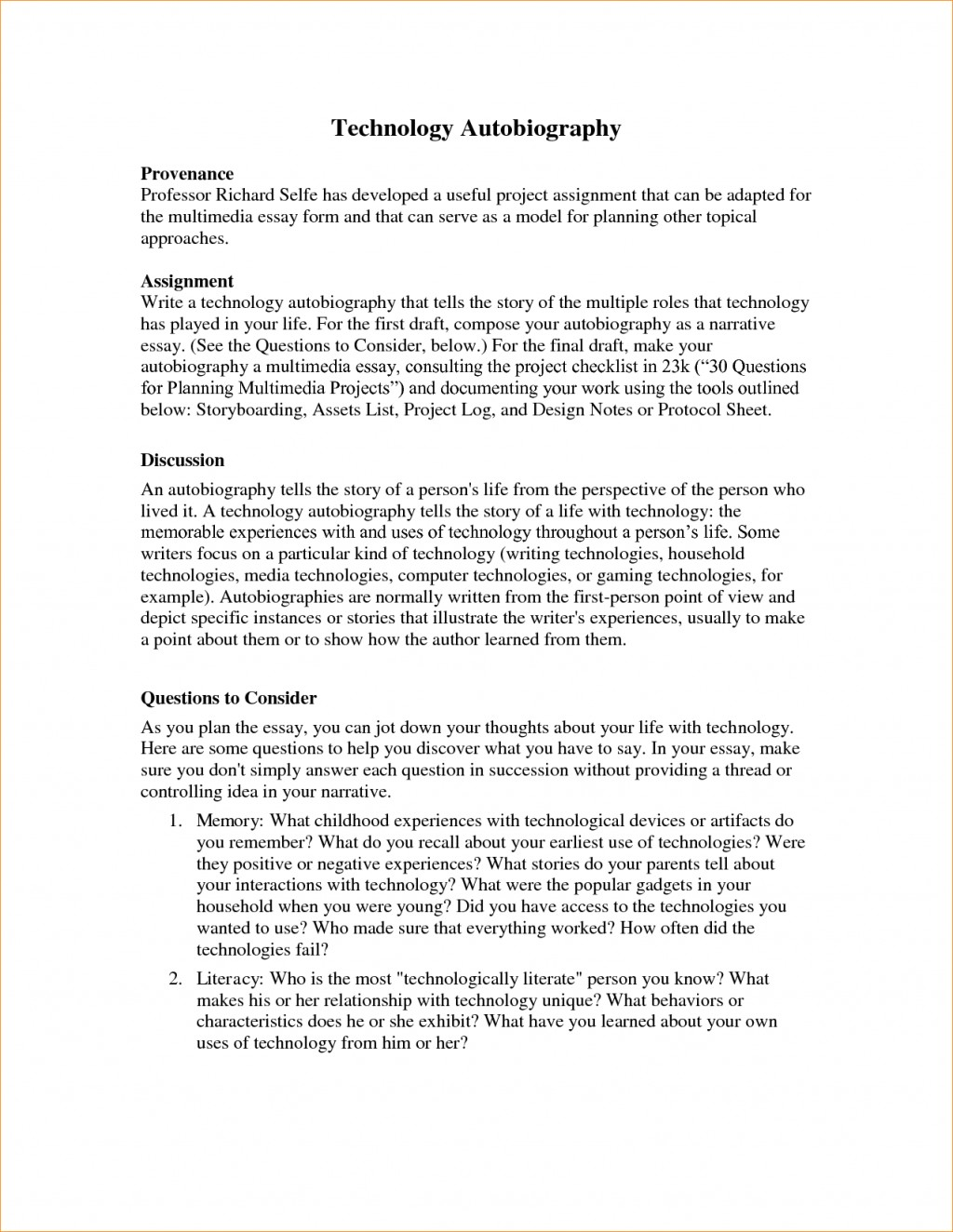 009 How Tote An Autobiographical Essay Examples Of Autobiography Essays Example For Jobting Graduate School College Admissions Scholarship Outline Incredible To Write A Job Large