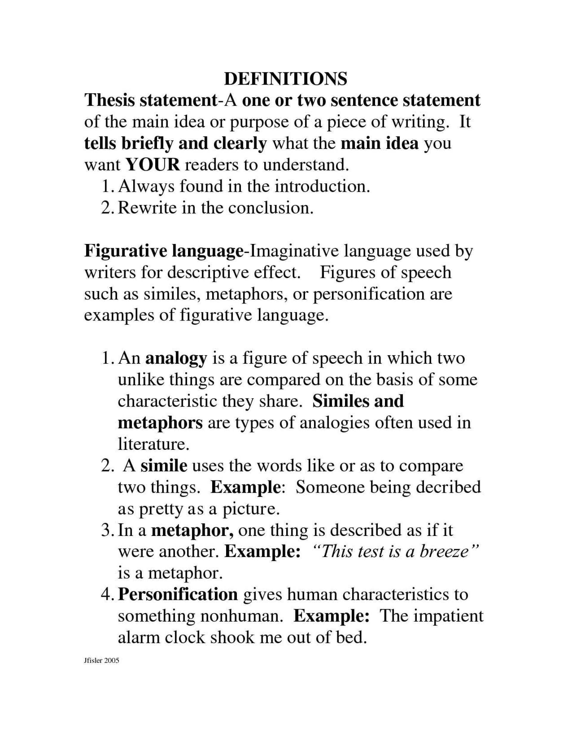 Help writing a thesis essay