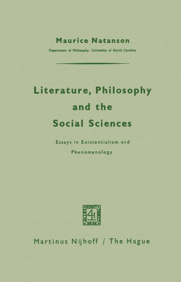 009 Literature Philosophy And The Social Sciences Essay Example Essays In Outstanding Existentialism Sartre Tumblr Clarke Lexa 360