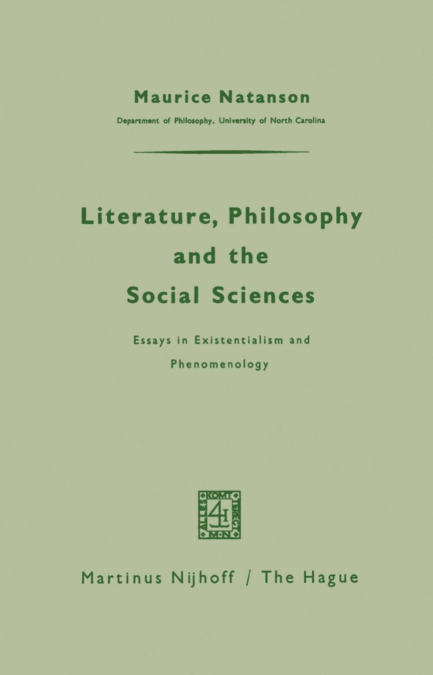 009 Literature Philosophy And The Social Sciences Essay Example Essays In Outstanding Existentialism Sartre Tumblr Clarke Lexa 868
