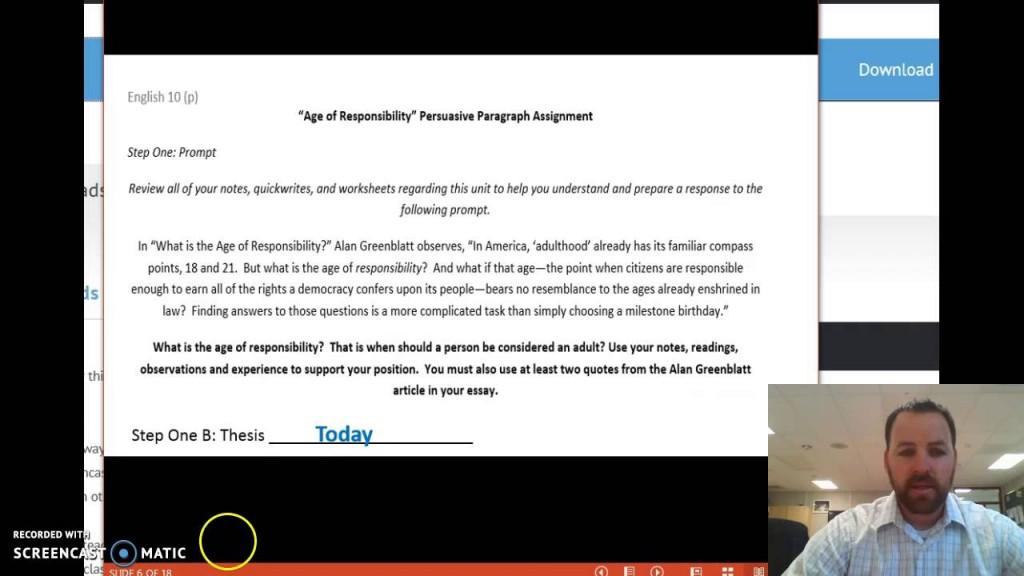 009 Maxresdefault Essay Example Age Of Awful Responsibility Persuasive Argumentative Criminal Large