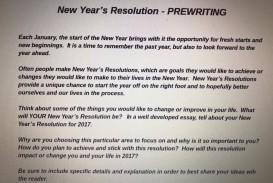 009 My New Year Resolution Essay C1qmqkevqaazf95 Singular High School Student 2019 For Class 5