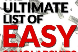 009 No Essay Scholarships For College Staggering 2017 Easy