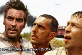 009 O Brother Where Art Thou Movies Essay Striking And The Odyssey Comparison Vs Compared To