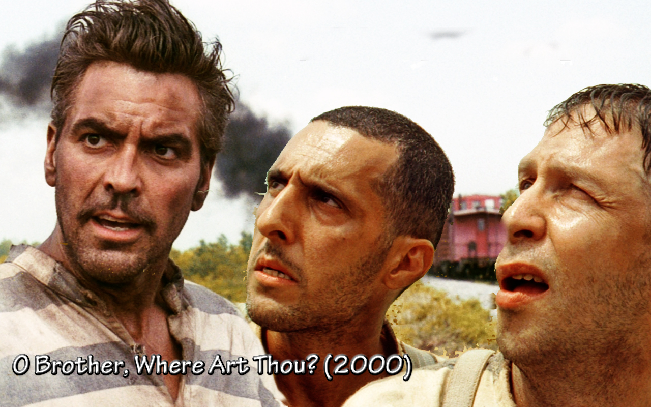 009 O Brother Where Art Thou Movies Essay Striking And The Odyssey Comparison Vs Compared To Full