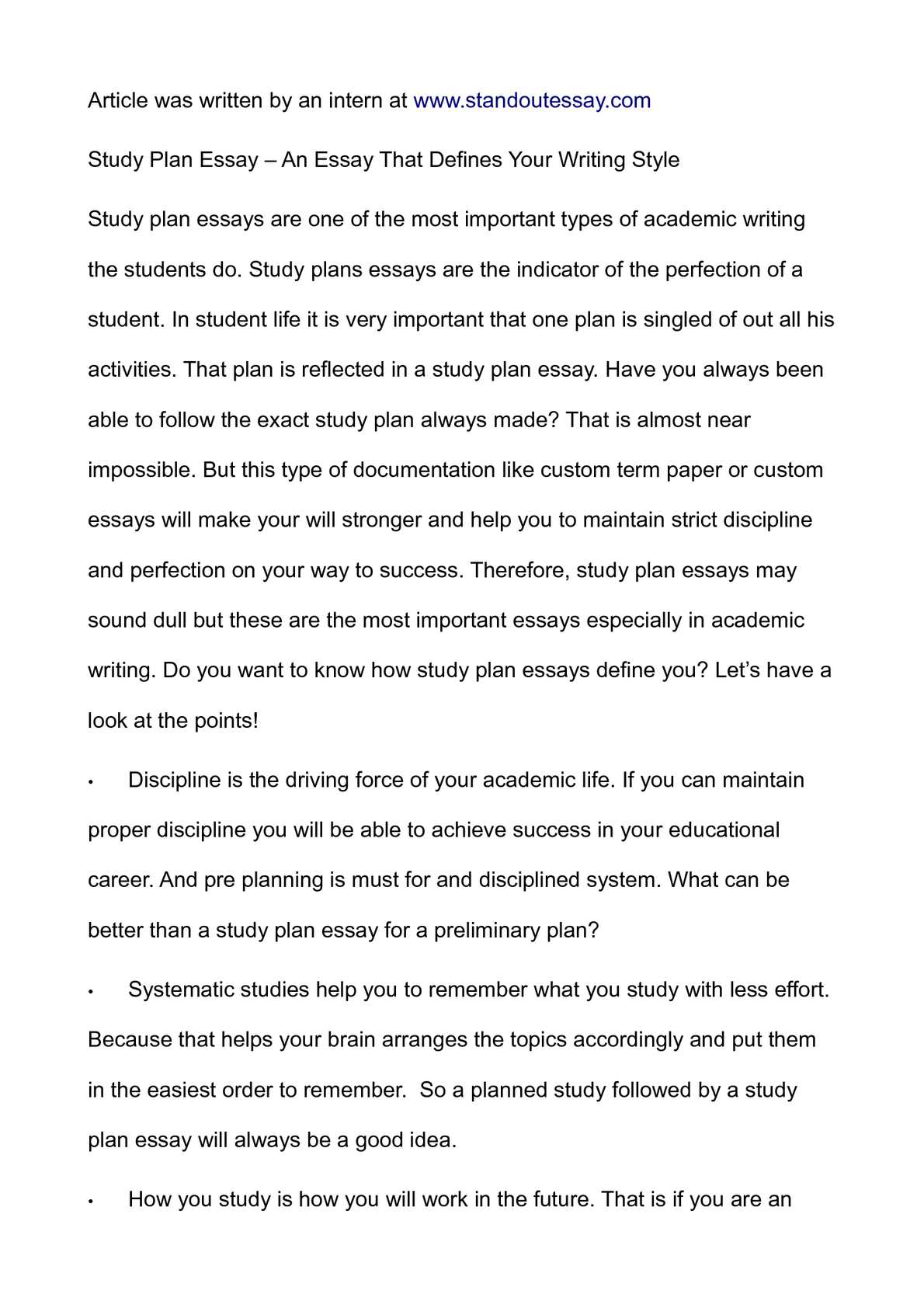 009 P1 Essay Example Success Stirring Definition Academic Conclusion Full