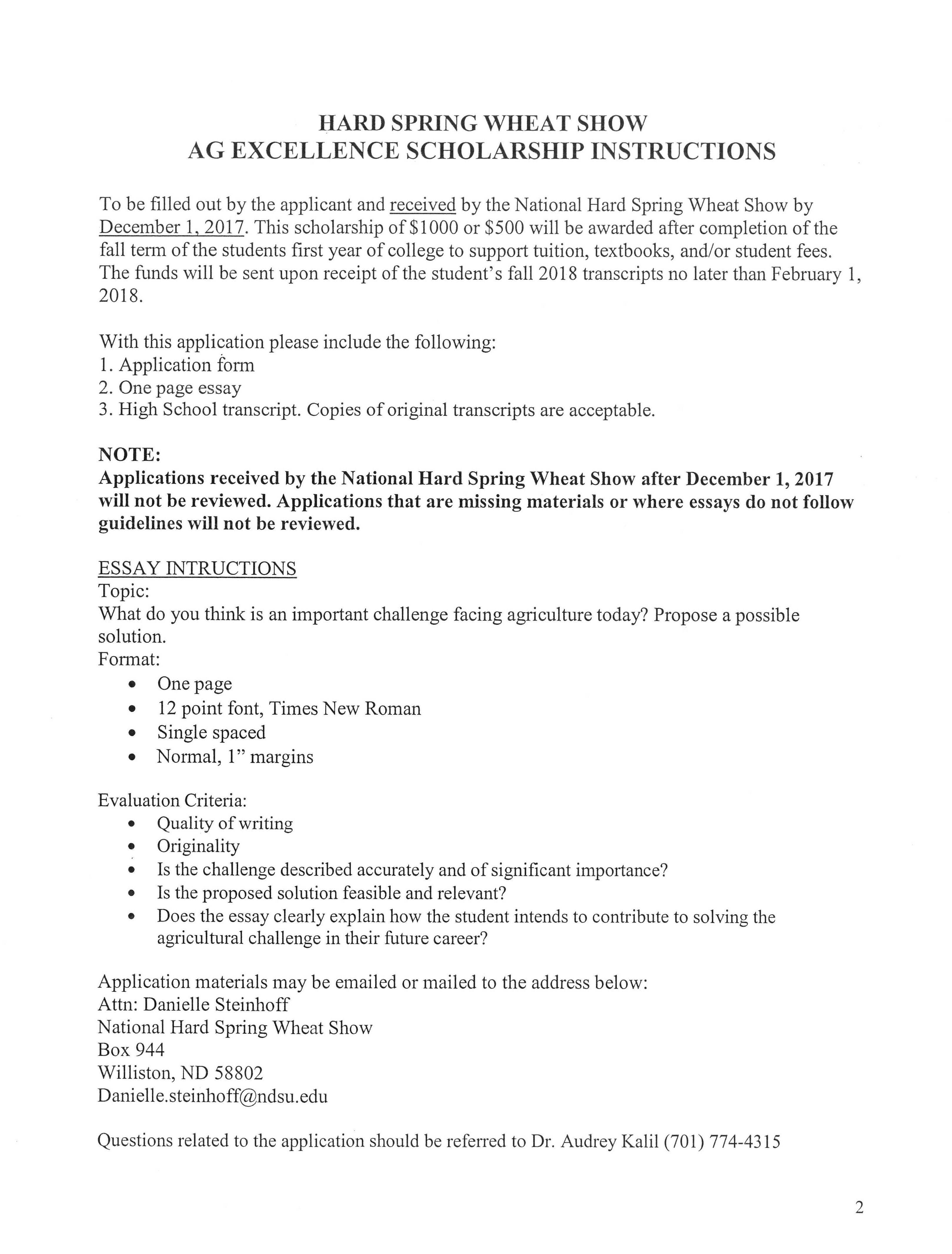 009 Page 2 Essay Example Scholarships That Don T Require Remarkable Essays Are There Any Don't 2019 Canadian Full