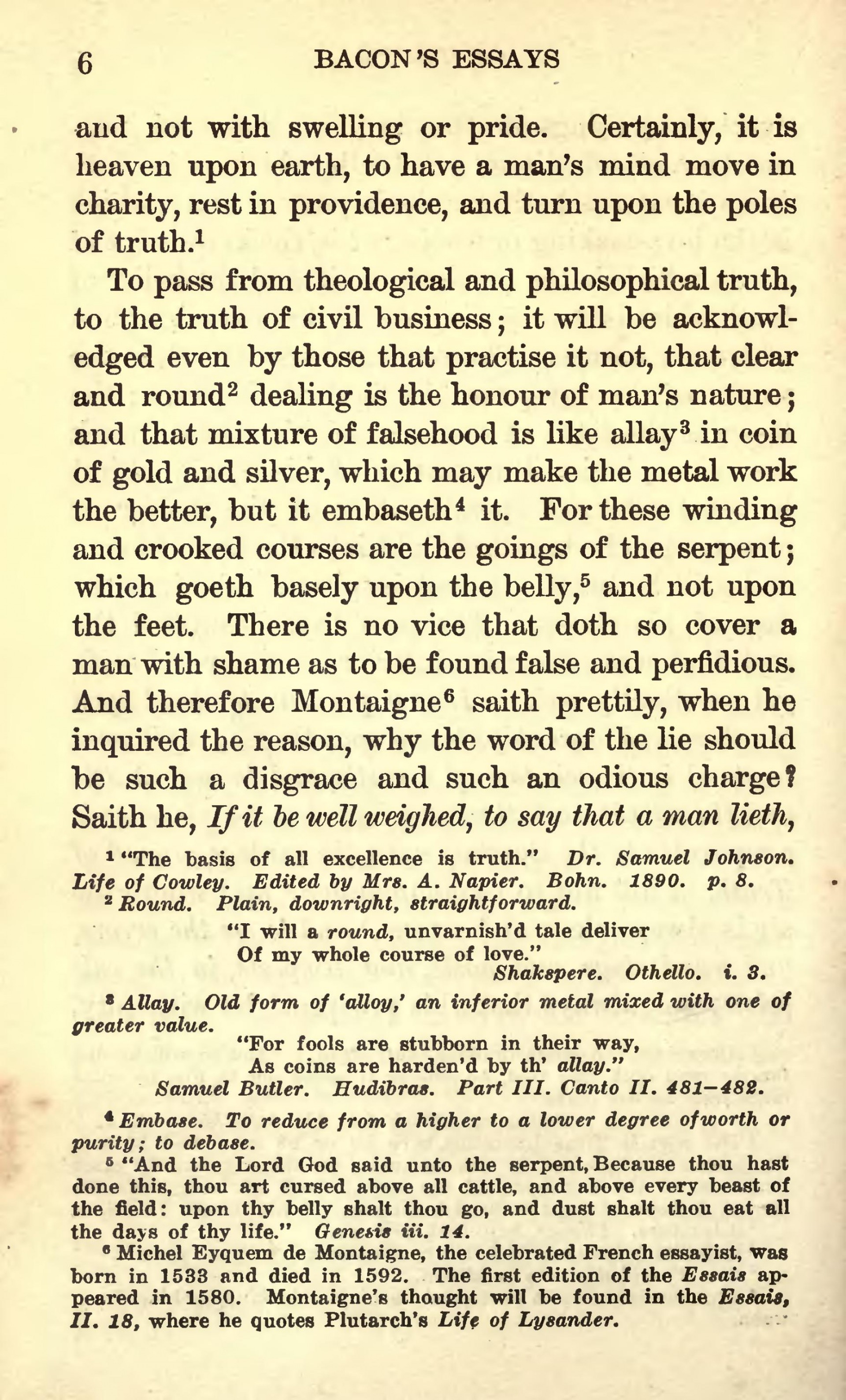 009 Page116 1728px Of Francis Bacon 1908 Scott Djvu Essay Example Bacons Amazing Essays Google Books Truth Quiz Bacon's Summary 1920