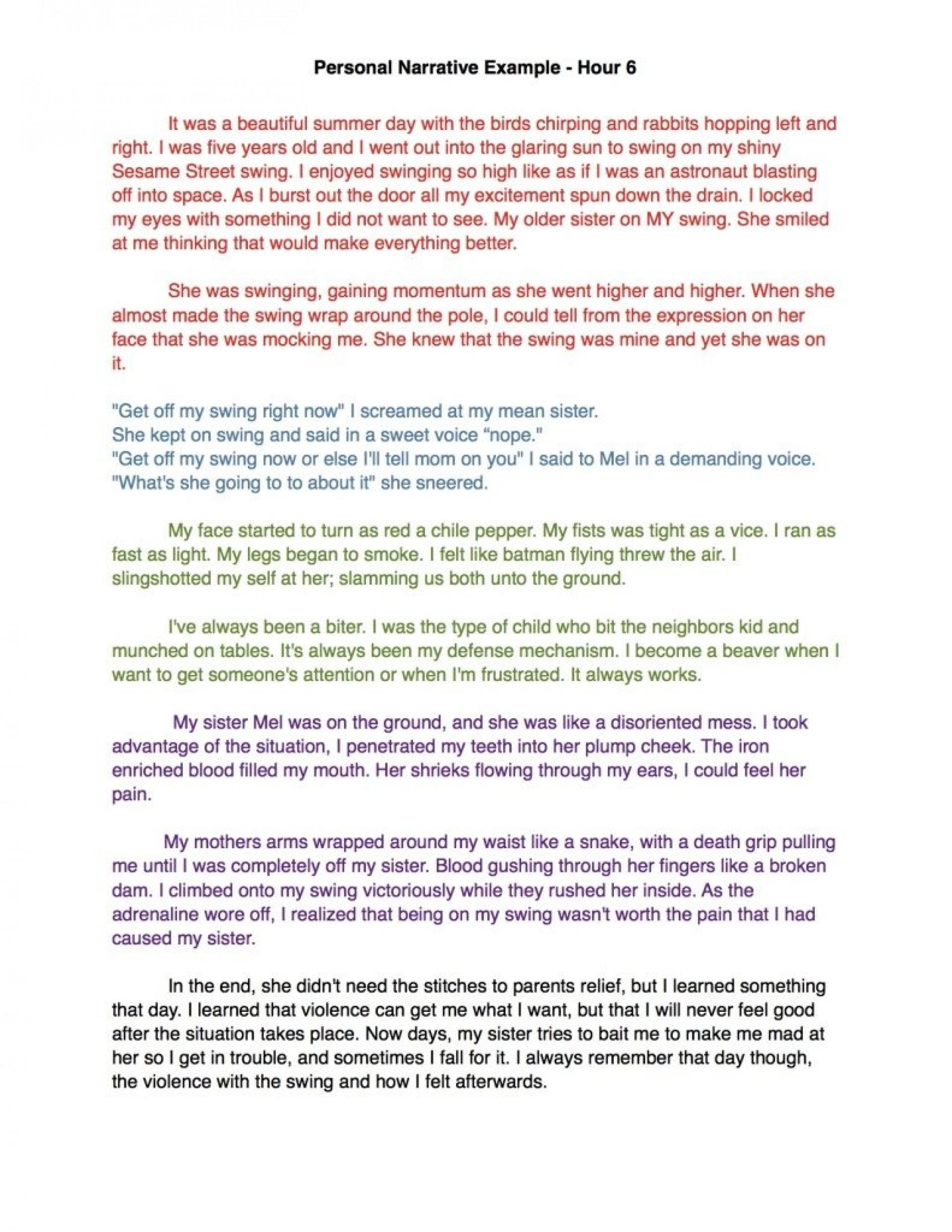 009 Personal Essays High School Pics Download Narrative Unusual Essay Outline Pdf Examples 1920