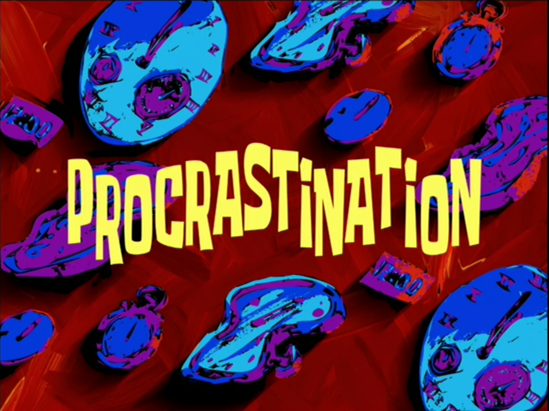 009 Procrastinationtranscript Encyclopedia Spongebobia Fandom Spongebob Writing Essay The Latestcb201806220 Gif Font For Hours Meme Rap Surprising 1920