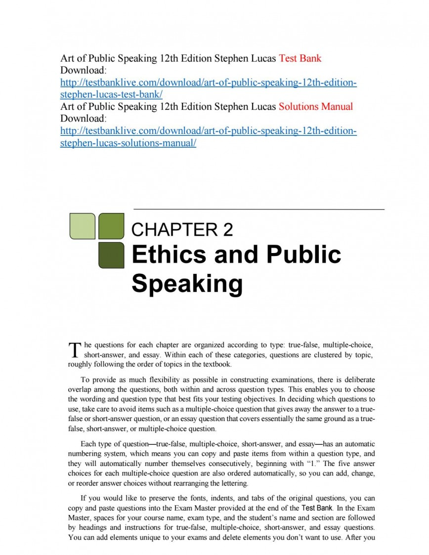 009 Public Speaking Essay Example Page 1 Stunning Introduction