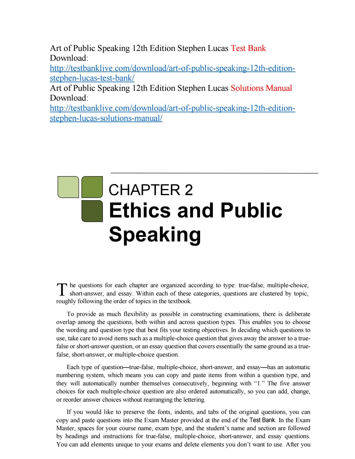 009 Public Speaking Essay Example Page 1 Stunning Topics Introduction Full