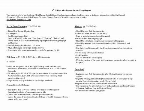 009 Reference Page For Essay Bunch Ideas Of Apatyle Resource Example Format Magazine Article Awesome Paper Toreto Co Fearsome Apa 6th Edition Creating A An How To Put In 480