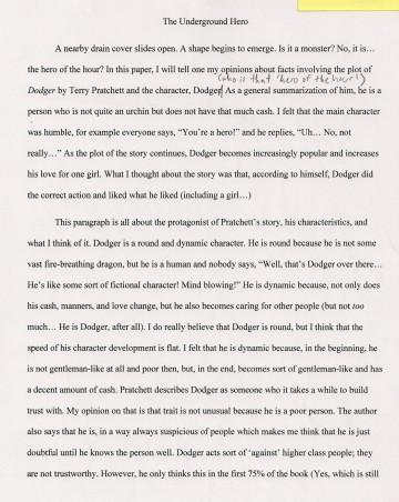 002 Descriptive Essay Definition Example ~ Thatsnotus