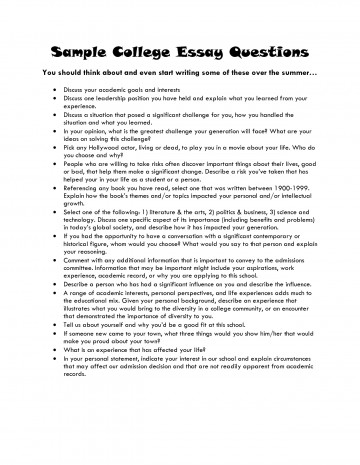 009 Sample Of College Essay Questions Professional Resume Templatess For Ucla 4 List Texas Coalition Examples Csu Harvard Uc Stanford Example Stirring Prompt Samples Best Prompts 2017 360
