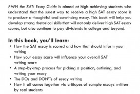 009 Sat Essay 712bcqjf85sl Rare New Tips Pdf Time Examples 320