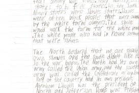 009 Saul Torres Essay Example 6th Grade Fantastic Examples Informative Personal