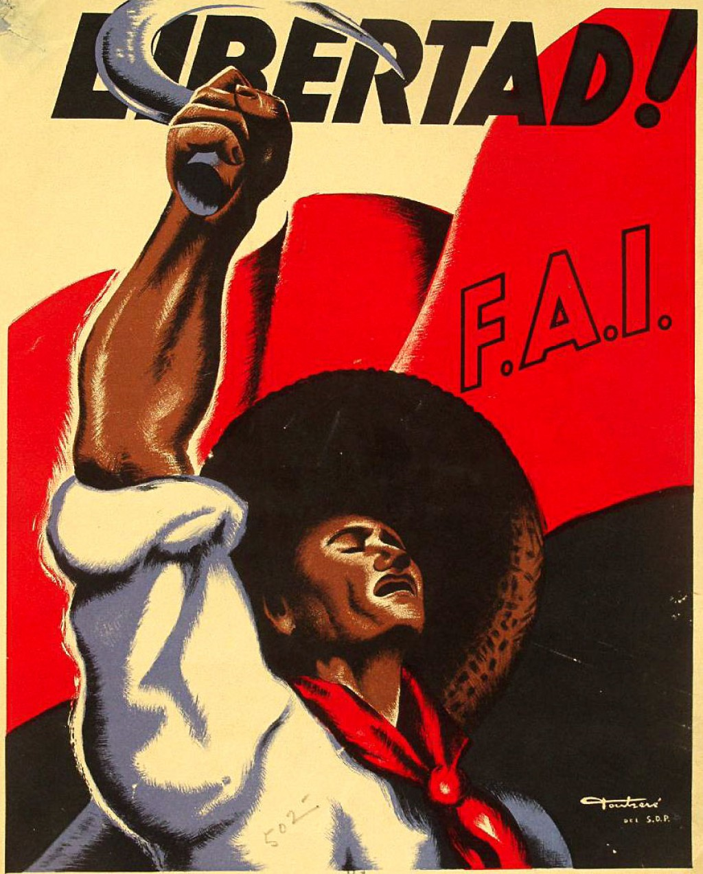 009 Spanish Essay Checker Example Artwork Political Posters Civil War Remarkable Large