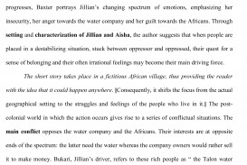 009 Student Essay Sample Example Good Fascinating Examples University Explanatory For Middle School Introduction 320
