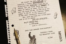 009 The Breakfast Club Essay Breathtaking Scene Introduction Analysis