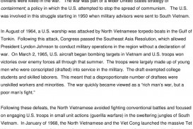009 Vietnam War Essay 1638330757 Era Songs Prompts Formidable Topics Hook Thesis