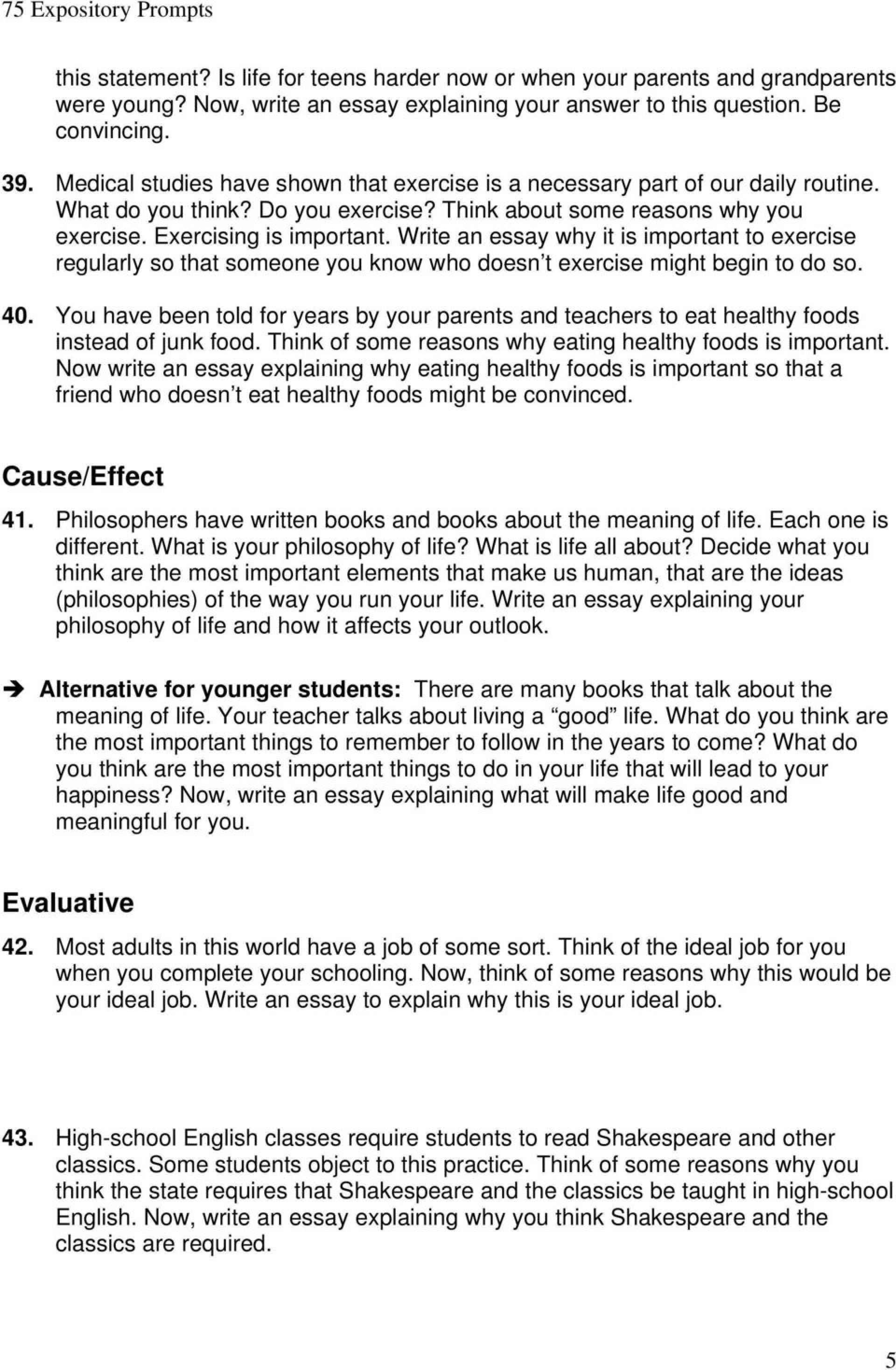Introductory transition words for essays