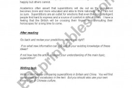 010 294876 3 British Superstition Essay Example Stirring Culture Chinese Introduction Organizational Questions Clash Examples