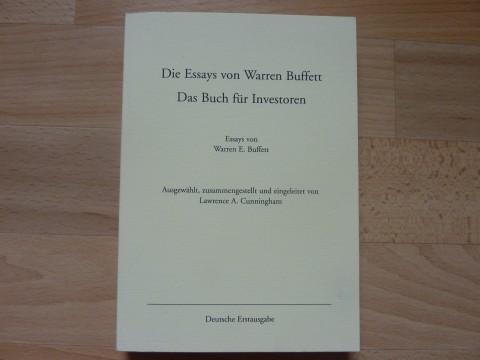 010 9152otplypl Essay Example Die Essays Von Warren Archaicawful Buffett Das Buch Für Investoren Und Unternehmer Pdf 480
