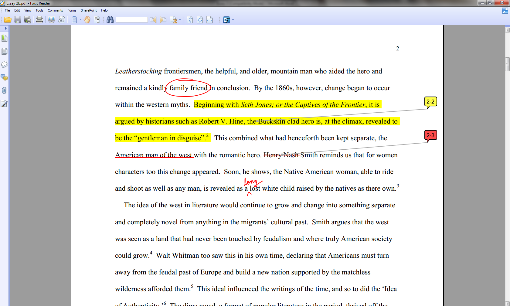010 Annotatesv How To Annotate An Essay Wondrous A Movie In Critical Full