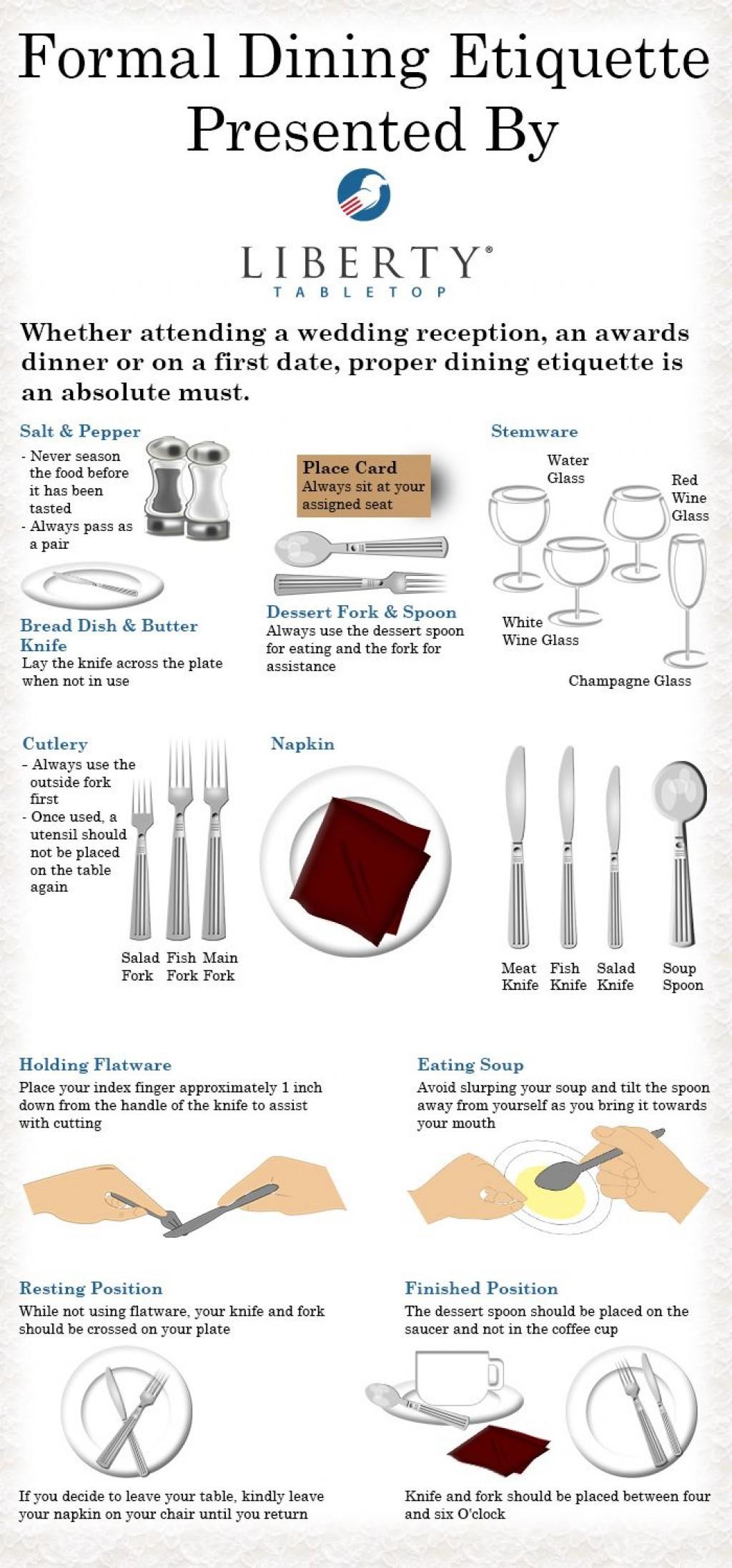 010 Basic Table Manners Essay Wonderful Large