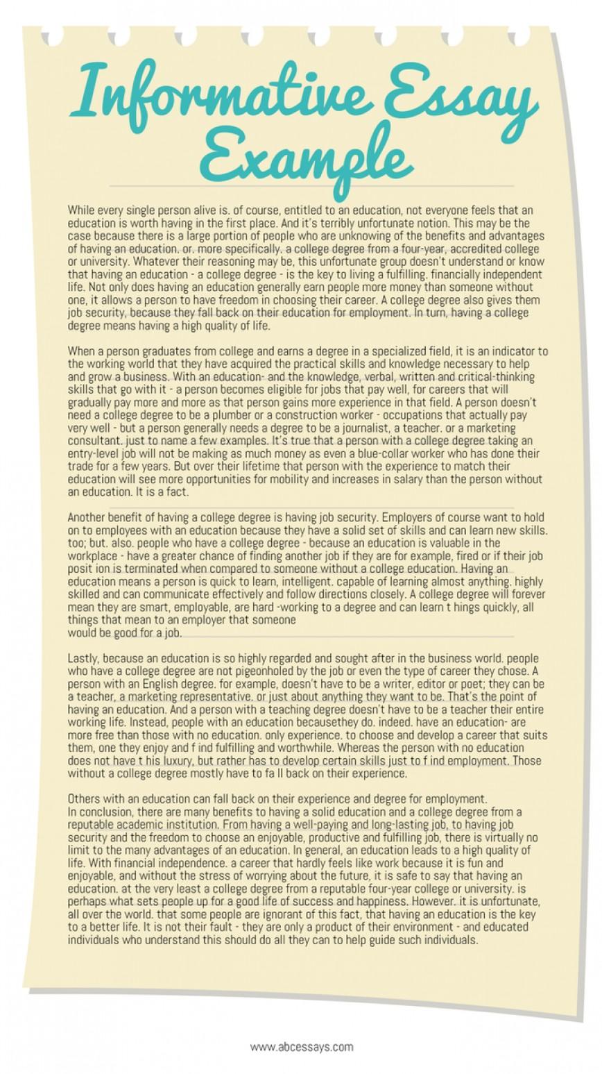 010 Cj8yymmwsaaz6h5 Informative Essay Impressive Example Examples 5th Grade Pdf High School