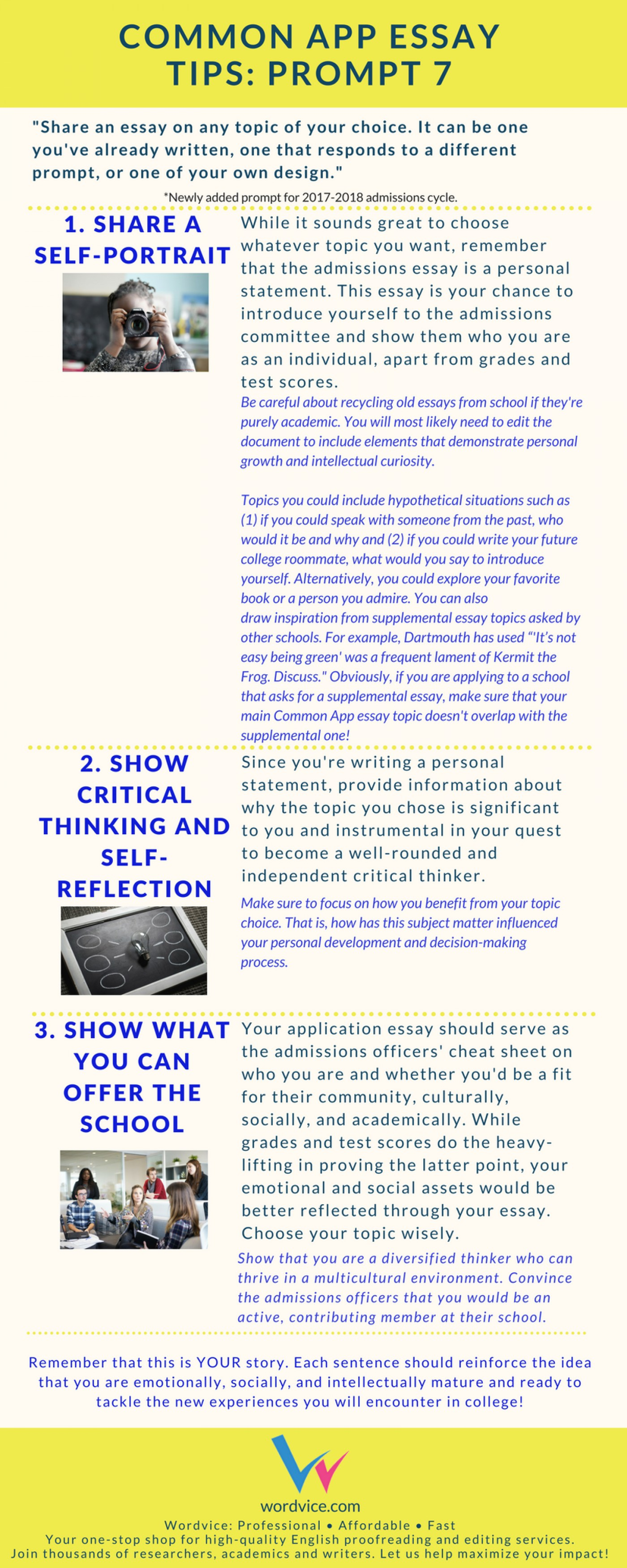 010 Common Application Essay Prompts Example App Brainstormprompt Best 2017 2017-18 A Guide 1400