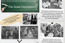 010 Conclusion Of The Great Depression Essay Example Amazing