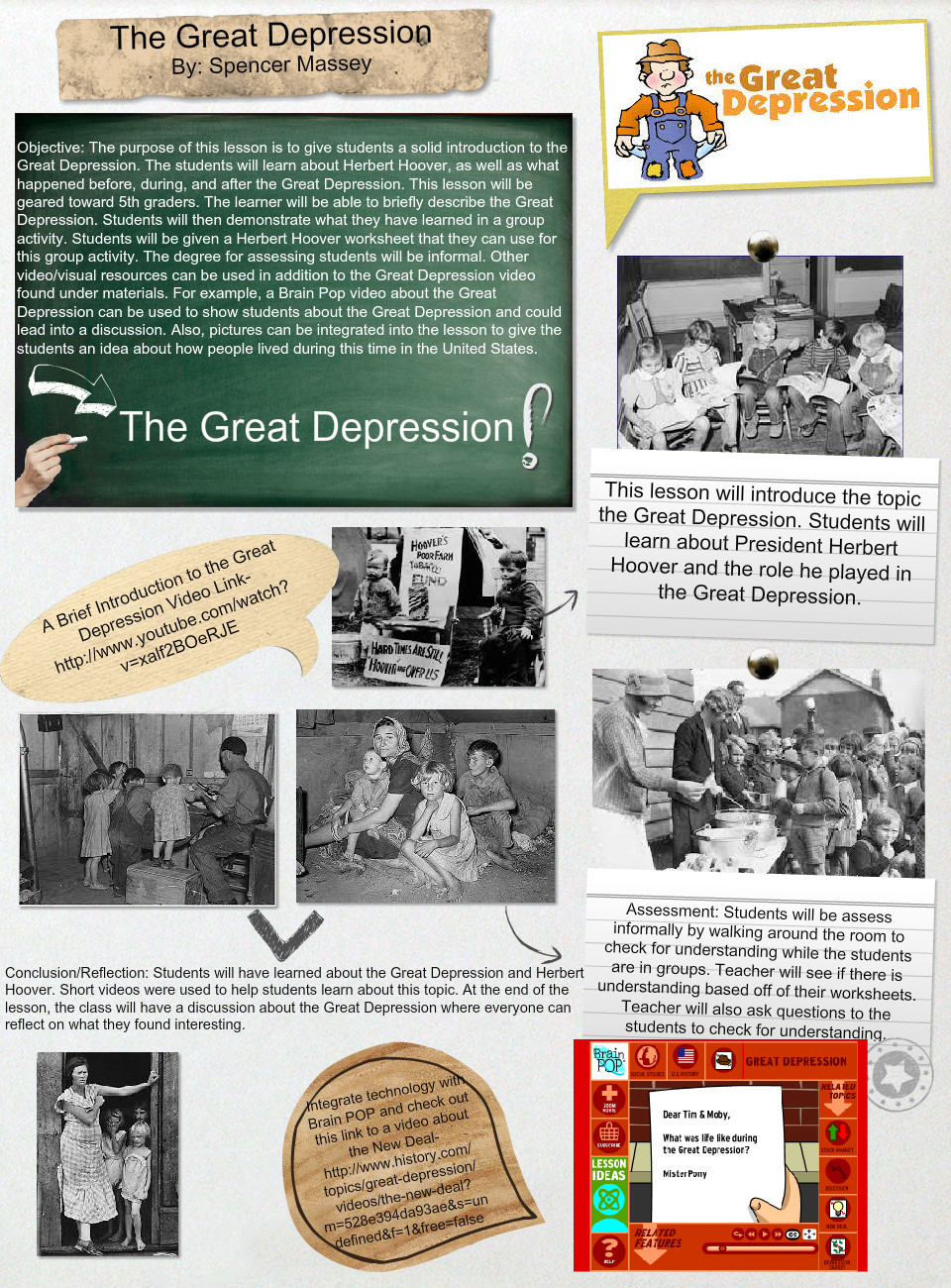 010 Conclusion Of The Great Depression Essay Example Amazing Full