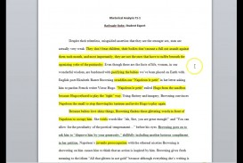 010 Define Rhetorical Analysis Essay How To Write Maxresde Example Introduction Conclusion Sat On An Image Advertisement For College Outline Ap Dreaded Definition Meaning