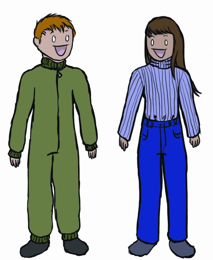 010 Dress Code Essay Example Satire On Beautiful School 728