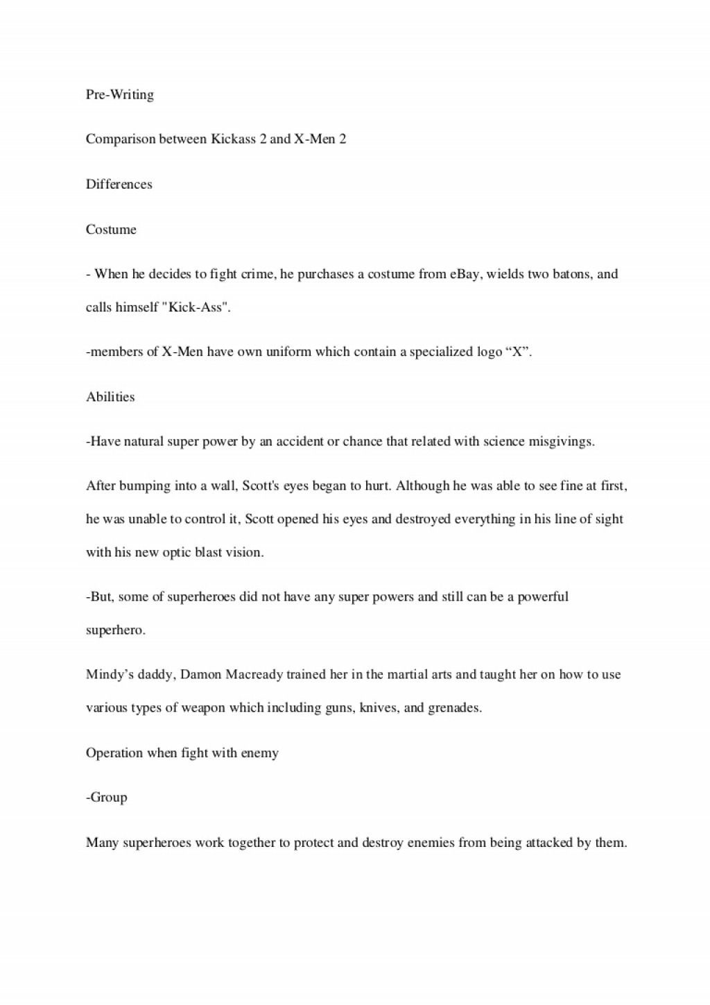 010 Englishessaysuperhero Phpapp01 Thumbnail Dog Essay Unusual 5 Lines In Hindi Red Examples Large